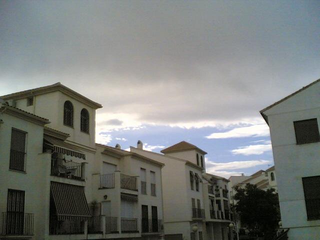 Llueve en Granada