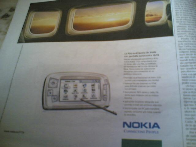 Nokia 7710 en el Mundo