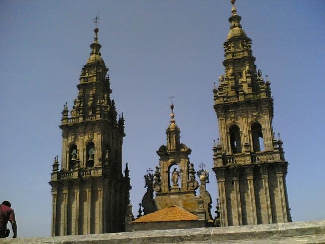Desde lo alto de la catedral